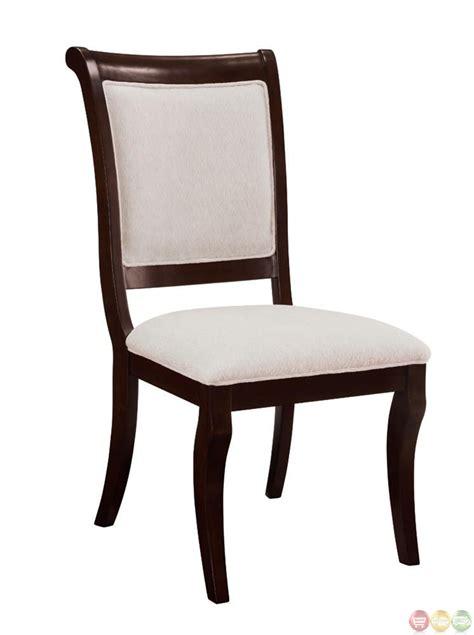 harris cherry finish dining room furniture set
