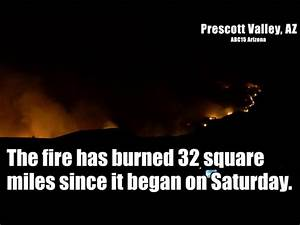 Biggest wildfire season burning into the record books ...