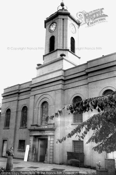 Bilston, St Leonard's Church c.1960 - Francis Frith