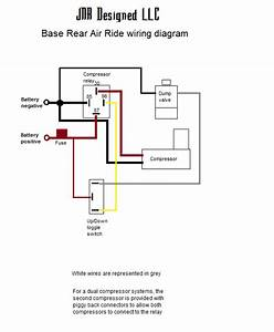 Air Ride Wiring Diagram