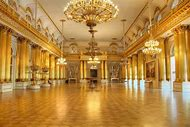 Rooms of the Winter Palace St. Petersburg R…