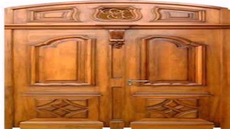 Kerala Style House Front Door Design