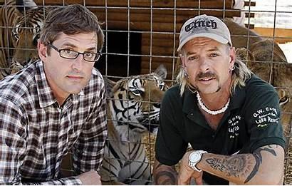 Exotic Joe Theroux Louis Tiger King Baskin