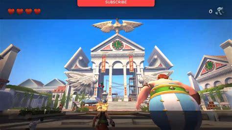 asterix obelix xxl  gameplay pc game youtube