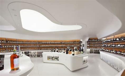 El Diseño De Las Tiendas De Vinos