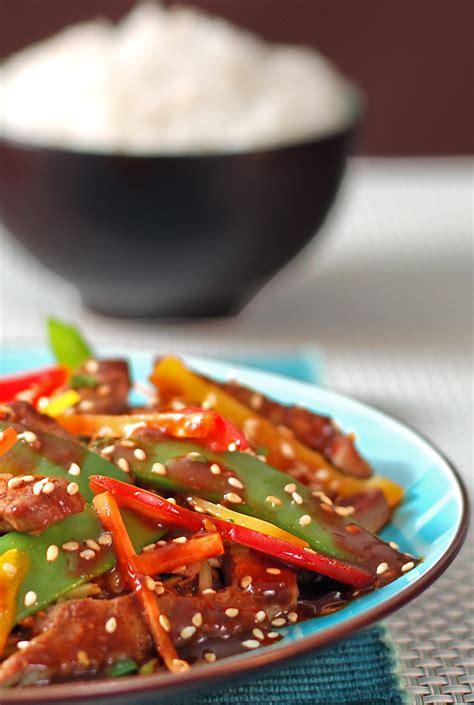 sesame ginger steak stir fry recipe relish