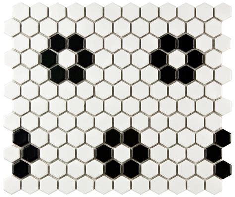 black and white hex tile black white bathroom floor tile hexagon 2017 2018 best cars reviews