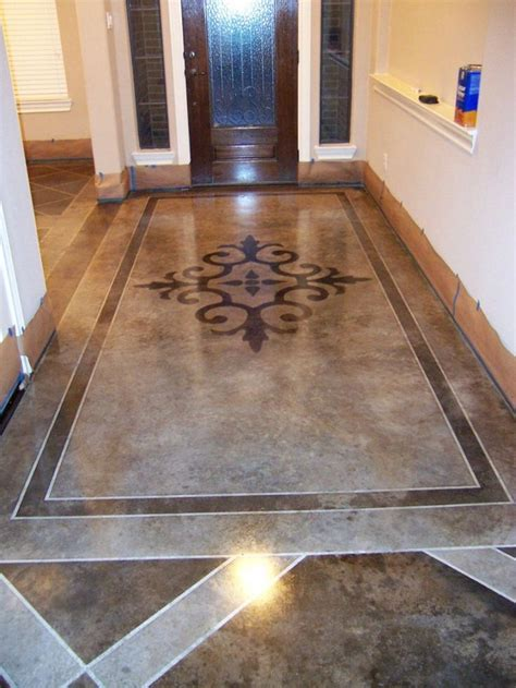 How to Paint Indoor Concrete Floors   Home » Interior