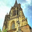 Ulm Minster The church consisting of the longitudinal ...