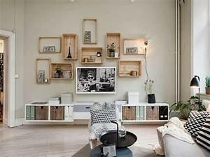 Idee De Deco Pour Chambre : id e de d coration de salon theamericanbreak ~ Melissatoandfro.com Idées de Décoration