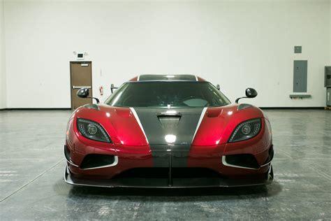 Os 5 Recordes Do Koenigsegg Agera Rs. O Carro Mais Rápido