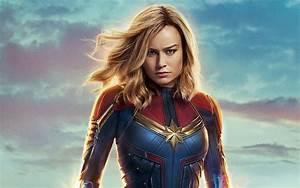 Captain, Marvel, Wallpaper, Desktop, Background