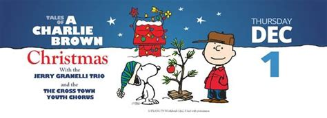 Charlie Brown Christmas A Jazz Holiday Tradition