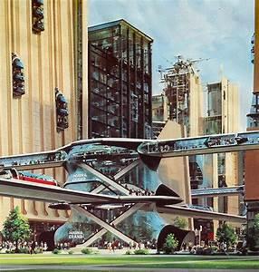 Amazing Retro Futuristic Artwork   Vintage Industrial Style