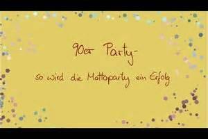 video er party  wird die mottoparty ein erfolg