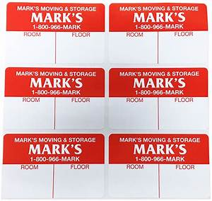 captivating office room labels ideas simple design home With commercial moving labels