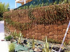 Mur Végétal Extérieur : comment realiser un mur vegetal exterieur 28 images ~ Premium-room.com Idées de Décoration
