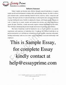Persuasive Essay Samples For High School Essay On Leadership Qualities Of Mahatma Gandhi Speech Example Of Thesis Statement For Essay also The Importance Of English Essay Essay On Leadership Qualities Introduction Of Proposal Essay On  English Learning Essay