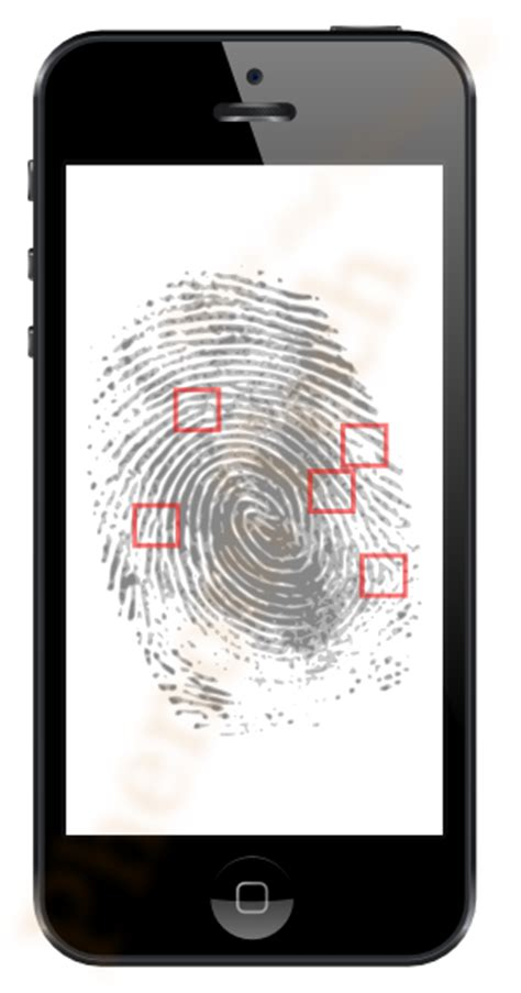 does iphone 5s fingerprint iphone 5s sacrificing your fingerprint privacy with touch