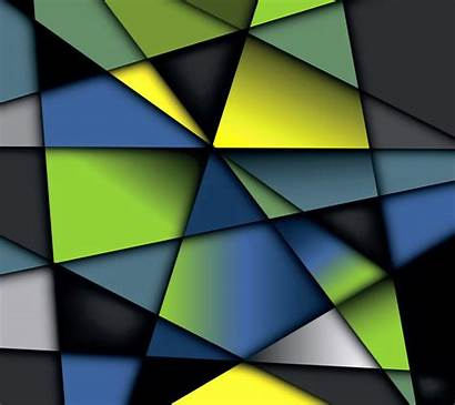 Background Shapes Abstract Geometry Colorful Geometric Wallpapers