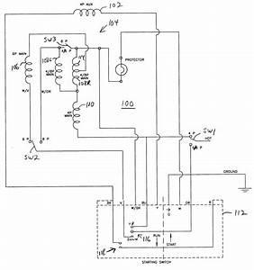 Capacitor Start Motor Wiring Diagram In 2020
