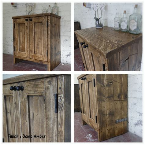 Reclaimed Wood Washstand Eclectic Bathroom York Reclaimed Wood Washstand Handmade Bespoke