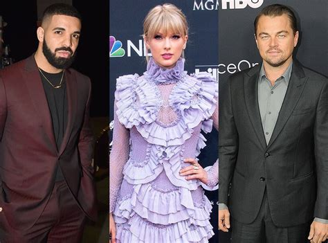 Every Celebrity Taylor Swift References On Lover Drake