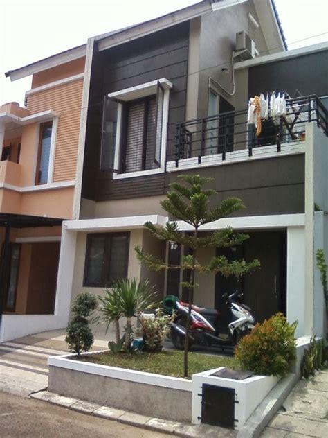 desain rumah minimalis 2 lantai luas tanah 80 gambar