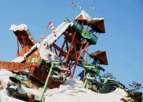 Disney World Water Parks Blizzard Beach