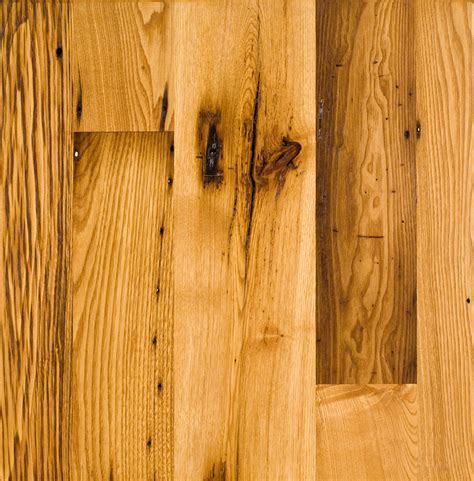 Antique & Reclaimed Wormy Chestnut Hardwood Flooring
