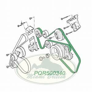 Land Rover Primary Belt Range Sport 06