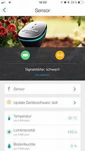 Gardena Smart App : gardena smart intelligentes bew sserungssystem im test smarthome blog ~ Eleganceandgraceweddings.com Haus und Dekorationen