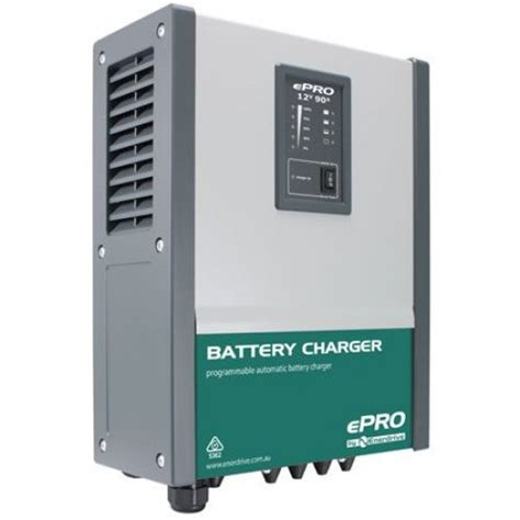 Marine Battery Charger 50 by Enerdrive Epro Battery Charger 24 Volts 50 S 3