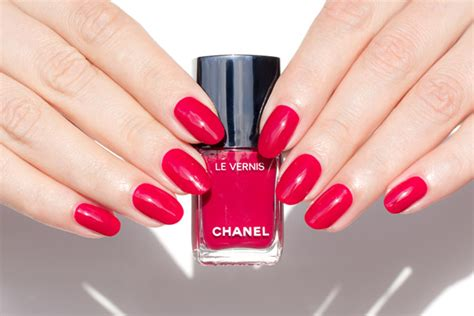 chanel long wear nail polish     good