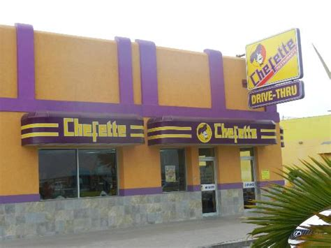 Chefette BGI Airport Location - Picture of Chefette ...