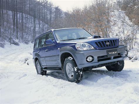 Hyundai Terracan 2 9 Crdi 163 Hp