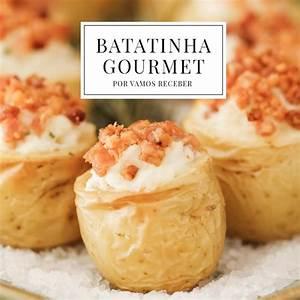 Receita de batatinha gourmet - Casa Vogue Comida & bebida
