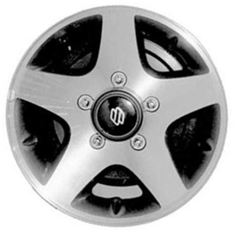 Suzuki Sidekick Rims by 1996 1998 Suzuki Sidekick Wheels Silver Rims 72649