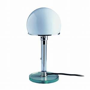 Led Lampen Bauhaus : wagenfeld lampe wg24 tischlampe bauhaus lampen ~ Frokenaadalensverden.com Haus und Dekorationen