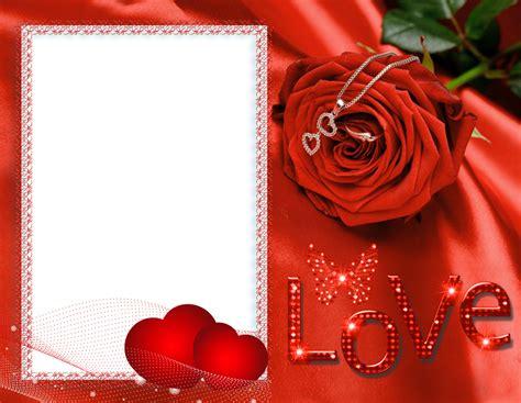 love transparent png frame  rose gallery