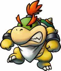 Baby Bowser - Super Mario Wiki, the Mario encyclopedia