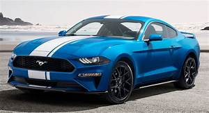 2019 Color 'Velocity Blue' (Replacement to Lightning Blue) : Mustang