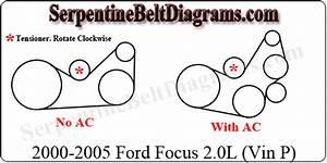 35 2000 Ford Focus Belt Diagram