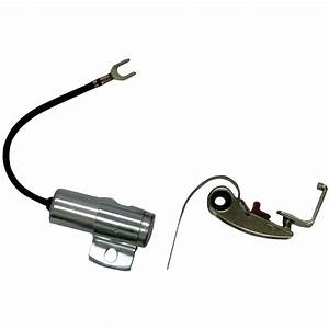 International Harvester Ignition Kit  Inc  Points  Condenser  Fits Units W  Battery Ignition From