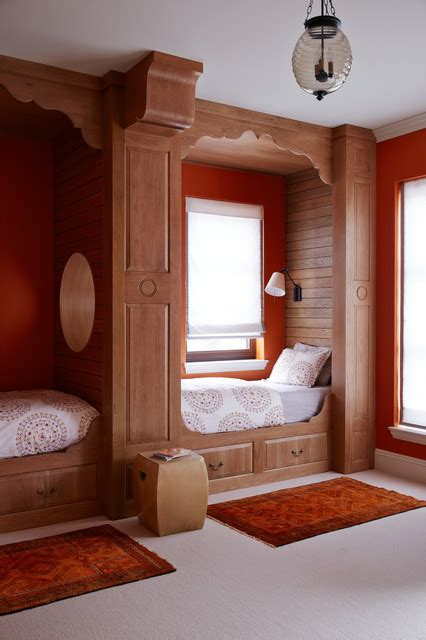 lively mediterranean kids room interior designs