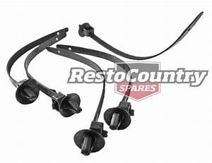 Holden Wiring Loom Harness Retaining Strap Set X5 Wb Clip