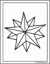 Star Coloring Nautical Pages Pdf Double Drawing Printable Getdrawings Colorwithfuzzy sketch template