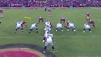 49ers Seahawks Lynch Marshawn Run Move Each