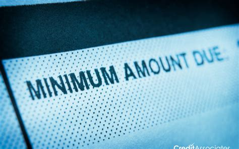 Paid minimum amount due on credit card. Credit Card Minimum Payment Requirements & Guidelines