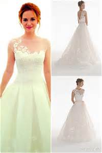 traum brautkleider april kepner 39 s wedding dress from grey 39 s anatomy loooove it but without the pink band